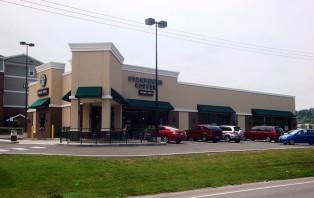 image of Starbucks exterior