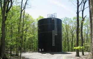 image of water tank