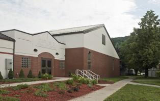 Image of exterior of Carlisle Community Center